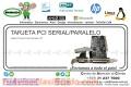 TARJETA PCI SERIAL/PARALELO