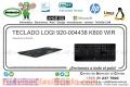 TECLADO LOGI 920-004438 K800 WIR