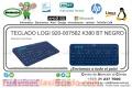 TECLADO LOGI 920-007562 K380 BT NEGRO