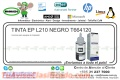 TINTA EP L210 NEGRO T664120