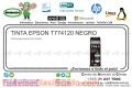 TINTA EPSON T774120 NEGRO