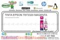 TINTA EPSON T673320 MAGENTA