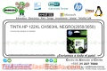TINTA HP 122XL CH563HL NEGRO(2050/3050)