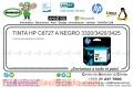 TINTA HP C8727 A NEGRO 3320/3420/3425
