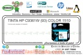 TINTA HP C9361W (93) COLOR 1510
