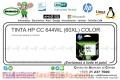 TINTA HP CC 644WL (60XL) COLOR