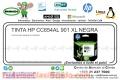 TINTA HP CC654AL 901 XL NEGRA
