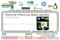 TINTA HP CF6V31AL 664XL NEGRO