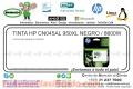 TINTA HP CN045AL 950XL NEGRO / 8600W