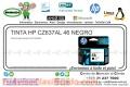 TINTA HP CZ637AL 46 NEGRO
