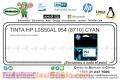 TINTA HP L0S50AL 954 (8710) CYAN