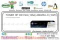 TONER HP CE312A (126A) AMARILLO (1025)