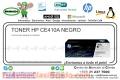 TONER HP CE410A NEGRO