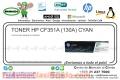 TONER HP CF351A (130A) CYAN