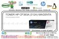 TONER HP CF383A (312A) MAGENTA