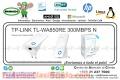 TP-LINK TL-WA850RE 300MBPS N