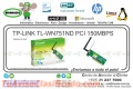 TP-LINK TL-WN751ND PCI 150MBPS