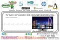 """TV AOC 32"""" LE32H1352 HD/USB/HDMI/DIGITAL"""