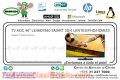 """TV AOC 46"""" LE46D7840 SMART 3D/4 LENTES/FHD/HDMI/DI"""