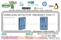 WIRELESS DETECTOR TRENDNET TEW-T1
