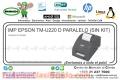 IMP EPSON TM-U220 D PARALELO (SIN KIT)