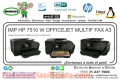 IMP HP 7510 W OFFICEJET MULTIF FAX A3