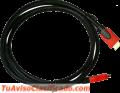 CABLES VGA - PARALELO - USB - HDMI DE VARIAS MEDIDAS!!