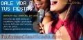 Software de karaoke con mas de 6000 canciones