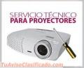 SERVICIOS DE MANTENIMIENTO DE PROYECTORES MULTIMEDIA