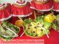 Alquilo Menaje para Buffet criollo en San Miguel – Magdalena