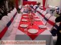 Alquiler de vajilla, copas, vasos, mesas en lince – Jesús María-Pueblo Libre