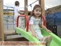 PARQUES INFANTILES PARA NIÑOS EN MADERA Y METAL BRINCOO