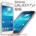 Galaxy s4 mini, liberado, con sus accesorios, levanta 4G.