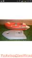 Se venden excelentes botes inflables mini Dinghi.