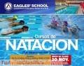 NATACIÓN en el EAGLES' SCHOOL para niños y adultos