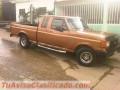 Vendo camioneta ford 150 cabina y media  año 88