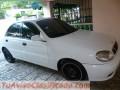 Daewoo lanos 2003 blanco
