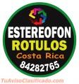 ESTEREOFON FIGURAS 3 D EN COSTA RICA – 8428-2765