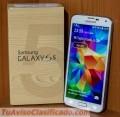 Samsung Galaxy S5 Nuevos 4g En Caja C/garantía