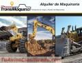 Alquiler de Maquinaria - Transmaquina