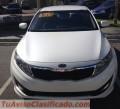 Vendo Carros Kia Optima K5 2011 (Negros y Blancos) Recien Importados
