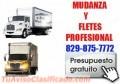Mudanza y transporte profesional