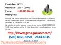 Casa y lote de 860 metros en Jaco Centro – Mejor Residencial de Jaco