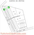 LOTES EN OROTINA - Lindas Quintas - ¢10.9 millones
