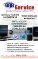Servicio tecnico y reparacion a domicilio de computadoras y portatiles