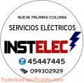 INSTELEC - SERVICIOS ELÉCTRICOS LAS 24 HORAS