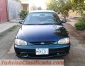 **** SE VENDE  KIA SEPHIA 99 COLOR VERDE*****