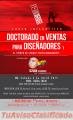 """""""Doctorado en Ventas para Diseñadores""""."""
