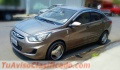 HYUNDAY ACCENT 1.4 (2012)   Flamante