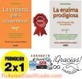 La Enzima Para Rejuvenecer+ La Enzima Prodigiosa - Hiromi S.